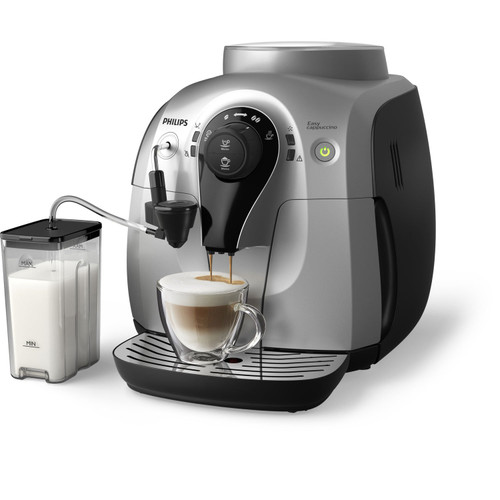 Saeco - XSmall Vapore 2100 Super-Automatic Espresso Machine - HD8651/14