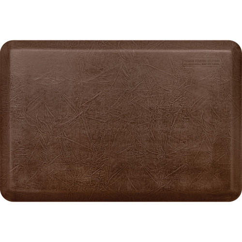 Wellness Mats - 3' x 2' Light Antique Leather Collection
