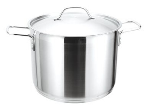 Josef Strauss - 20L Stainless Steel Stock Pot - LSP3016L