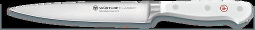 """Wusthof - 6"""" Classic White Utility Knife"""