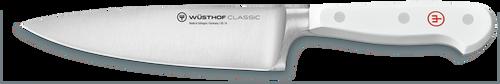 "Wusthof - 6"" Classic White Chef's Knife"