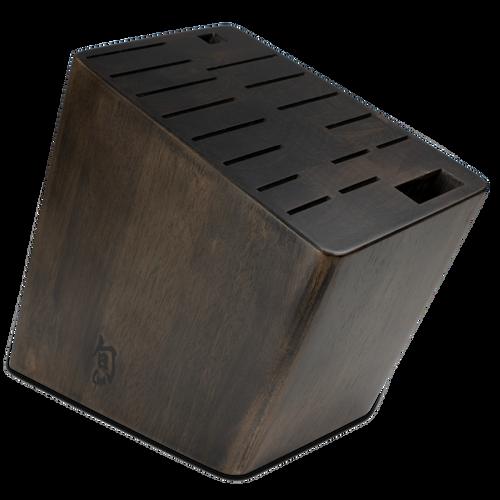 Shun - 17 Slot Angled Block