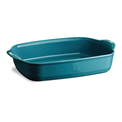 Emile Henry - Calanque 4L Large Rectangular Baking Dish