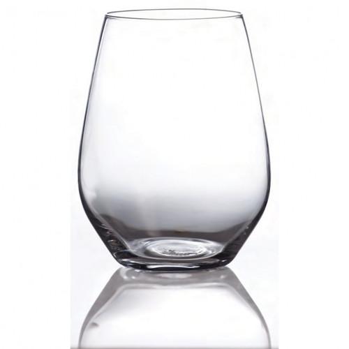 Trudeau - Brava 20 Oz Stemless Red Wine Glass
