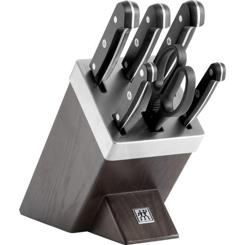 Zwilling J.A. Henckels - 7 Pc Self-Sharpening Knife Block Set