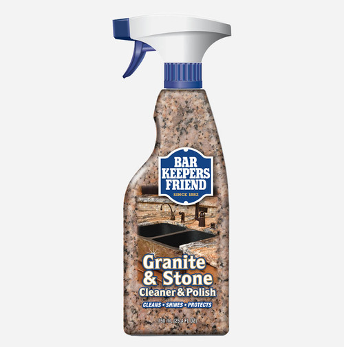 Bar Keepers Friend - Granite & Stone Cleaner & Polish