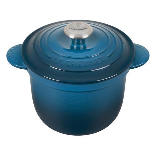 Le Creuset - 2 L (2.25 Qt) Teal Rice Pot