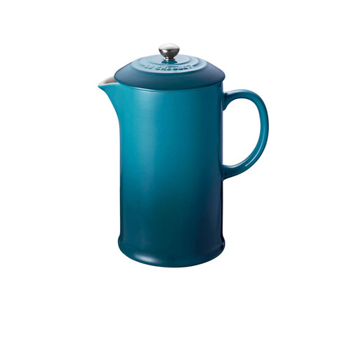 Le Creuset - .8 L (0.85 QT) Teal French Press