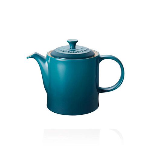 Le Creuset - 1.3L (4 cup) Teal Grand Teapot