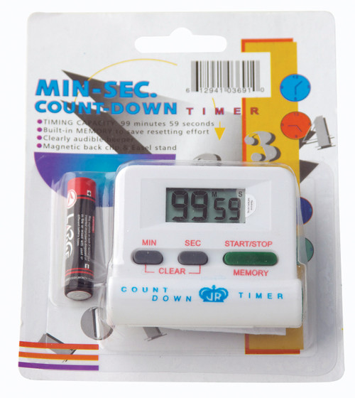 Johnson-Rose - Digital Electronic Timer - 3691