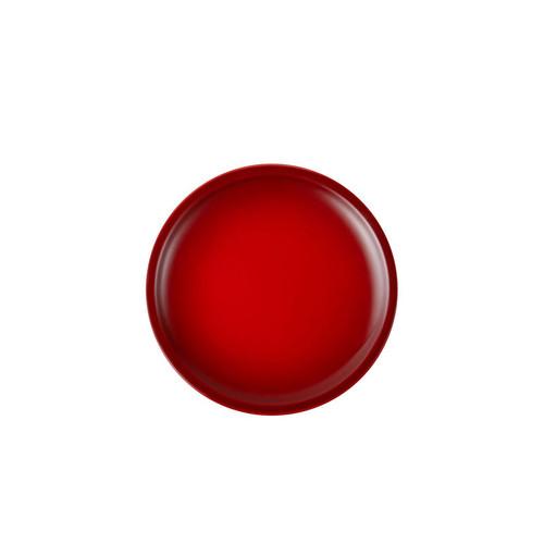 """Le Creuset - 6.7"""" (17cm) Cherry Minimalist Appetizer Plates - Set of 4"""