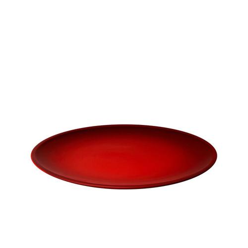 """Le Creuset - 14"""" (35.5cm) Cherry Minimalist Oval Serving Platter"""
