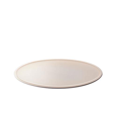 """Le Creuset - 14"""" (35.5cm) Meringue Minimalist Oval Serving Platter"""