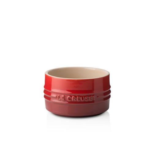Le Creuset - 0.2 L Cherry Stackable Ramekin - Set of 2