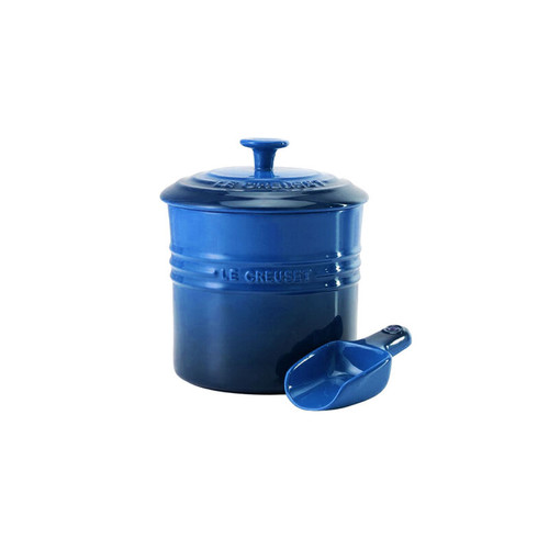 Le Creuset - 1.9 L Blueberry Pet Food Container