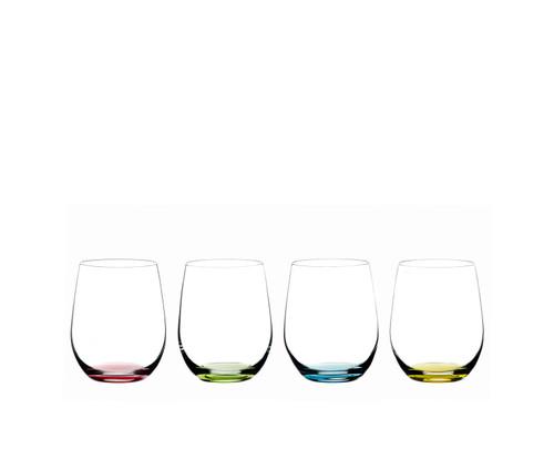 Riedel - Happy O Wine Tumbler Set (Set of 4)