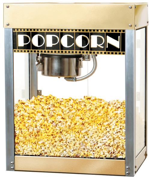 Benchmark - 4 Oz Premiere Popcorn Machine 120V