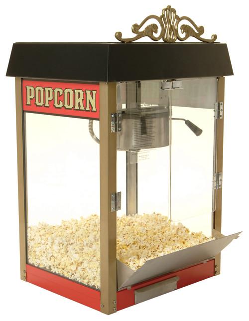 Benchmark - 6 Oz Street Vendor Popcorn Machine 120V