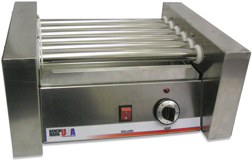 Benchmark - 10 Hot Dog Roller Grill 120V