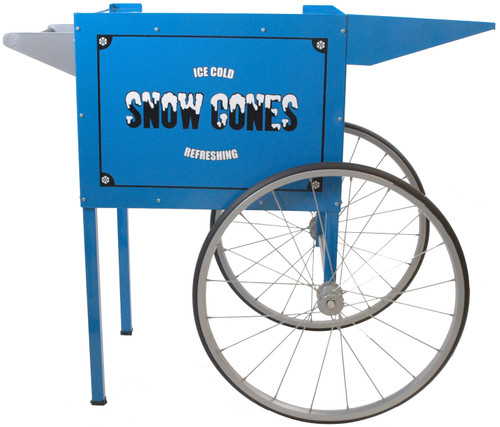 Benchmark - Snow Cone Machine Cart