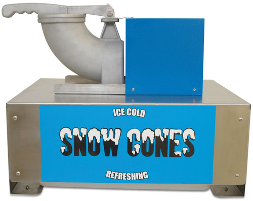 Benchmark - Snow Blitz Portable Snow Cone Machine 120v