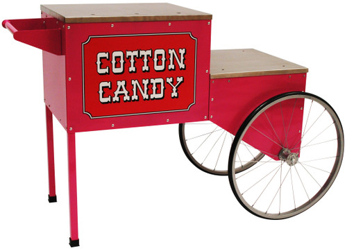 Benchmark - Trolley Cart for Cotton Candy Machine