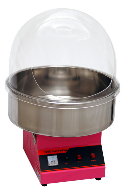 Benchmark - Dome for Zephyr Cotton Candy Machine