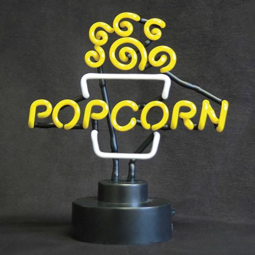 Benchmark - Neon Popcorn Sign 120v