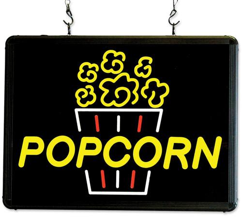 Benchmark - Ultra-Brite Popcorn Sign 120v
