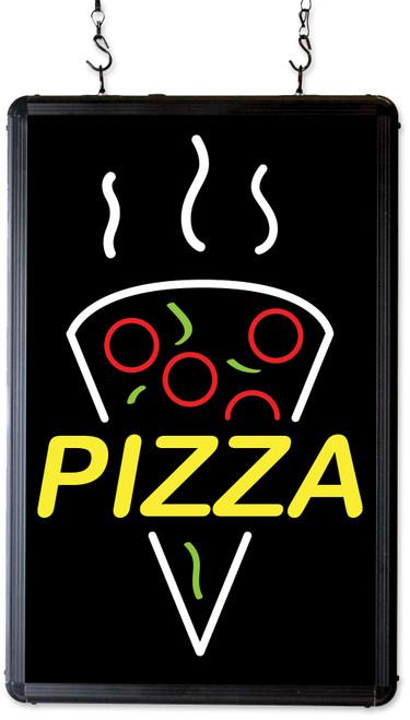 Benchmark - Ultra-Brite Pizza Sign 120v