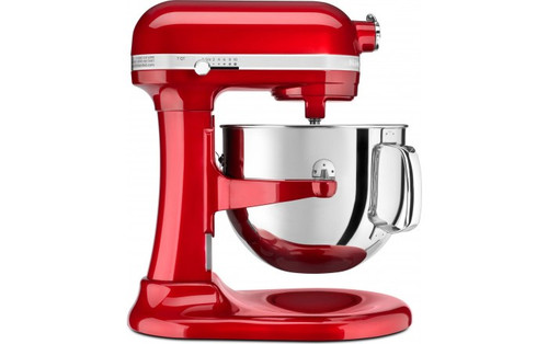 KitchenAid - Pro Line Candy Apple Red 7 Qt Stand Mixer