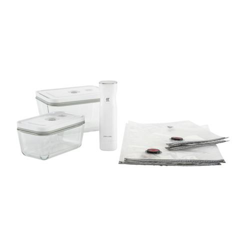 Zwilling J.A. Henckels - Fresh & Save 7 Pc Med/ Large Glass Starter Set