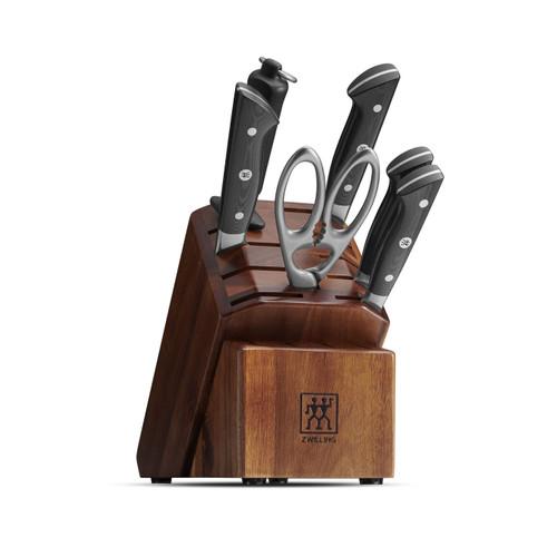 Zwilling J.A. Henckels - Kanren 7Pc Knife Block Set