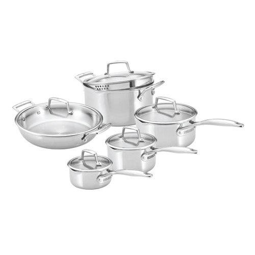 Zwilling J.A. Henckels - Energy X3 10Pc Cookware Set