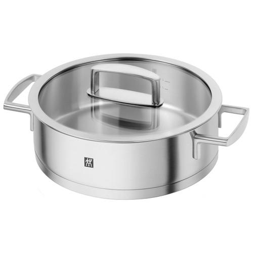 Zwilling J.A. Henckels - Vitality 3.25 QT Saucier Pan with Lid