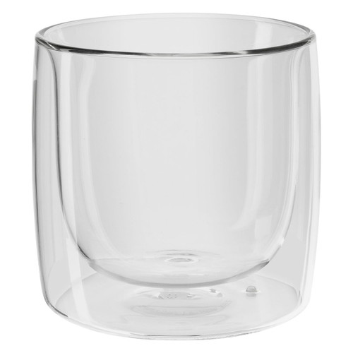Zwilling J.A. Henckels - Sorrento Double Wall 266mL Whisky Glass Set