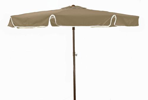 Grosfillex - Beachmaster 6.5 ft Sand Round Umbrella