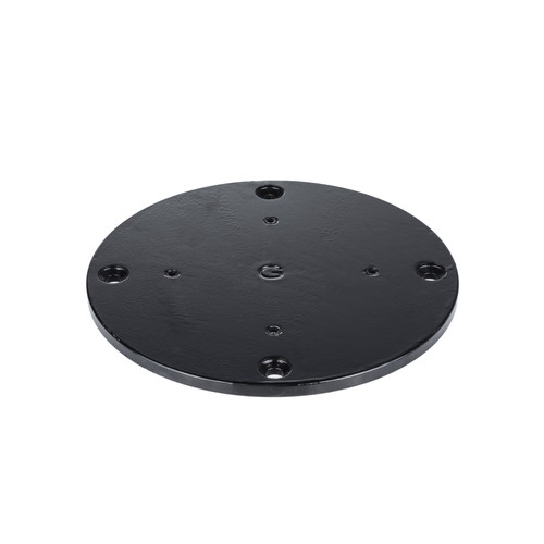 Grosfillex - Black Deck Plate For Cantilver Umbrella