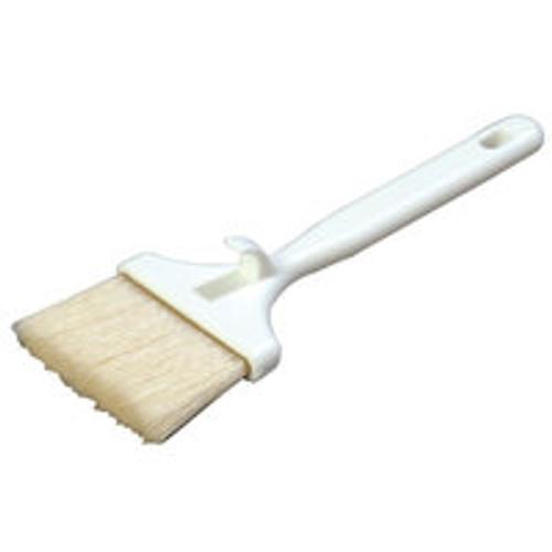 "Johnson-Rose - 3"" Curved Nylon Pastry Brush - 3931"