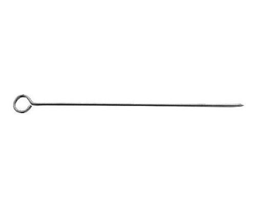 "Johnson-Rose - 8"" Stainless Steel Oval Skewers - 3988"