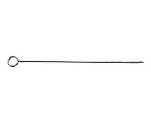 "Johnson-Rose - 10"" Stainless Steel Oval Skewers - 3990"
