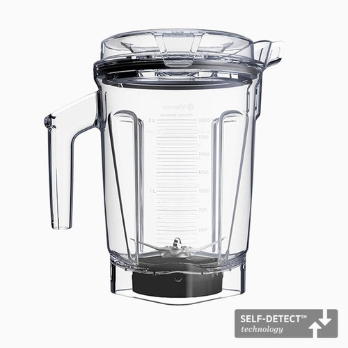 Vitamix - 64 oz Replacement Container w/ Self Detect (Ascent) - 63126