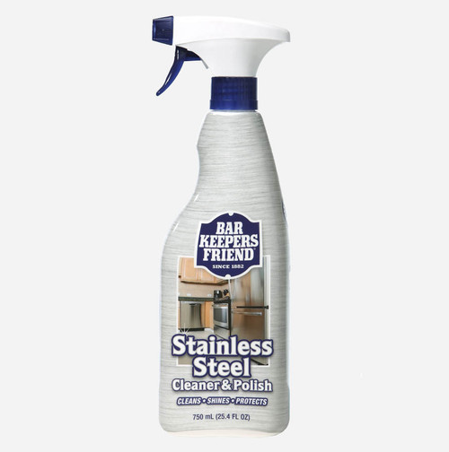 Bar Keepers Friend - 25.4 Oz Stainless Steel Cleaner