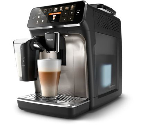 Philips - 5400 LatteGo Series Espresso Machine - EP5447/94