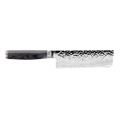 "Shun - 5.5"" Premier Grey Nakiri Knife"