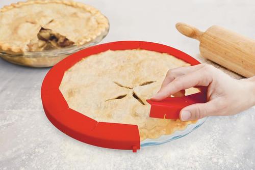 Talisman Designs - One-Piece Adjustable Pie Shield
