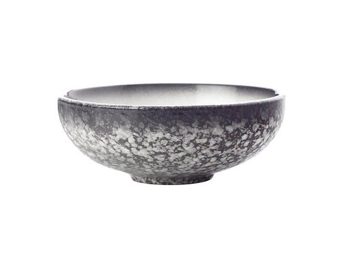 "Maxwell & Williams - Caviar 6"" Granite Coupe Bowl"