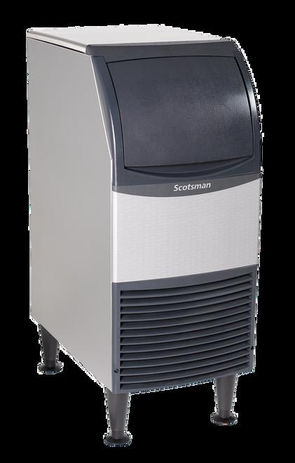 "Scotsman - Undercounter 15"" Width  Air Cooled  Medium Cube Ice Machine - 58 lb Production  36 lb Storage (115 Volts)"