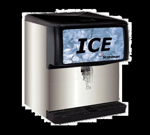 Scotsman - 200 lb Storage Nugget Countertop Modular Ice Dispenser