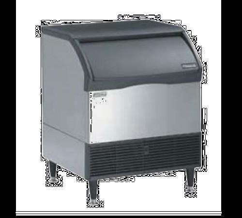 "Scotsman - Undercounter 30"" Width Air Cooled Medium Cube Ice Machine - 313 lb Production 110 lb Storage (115 Volts)"